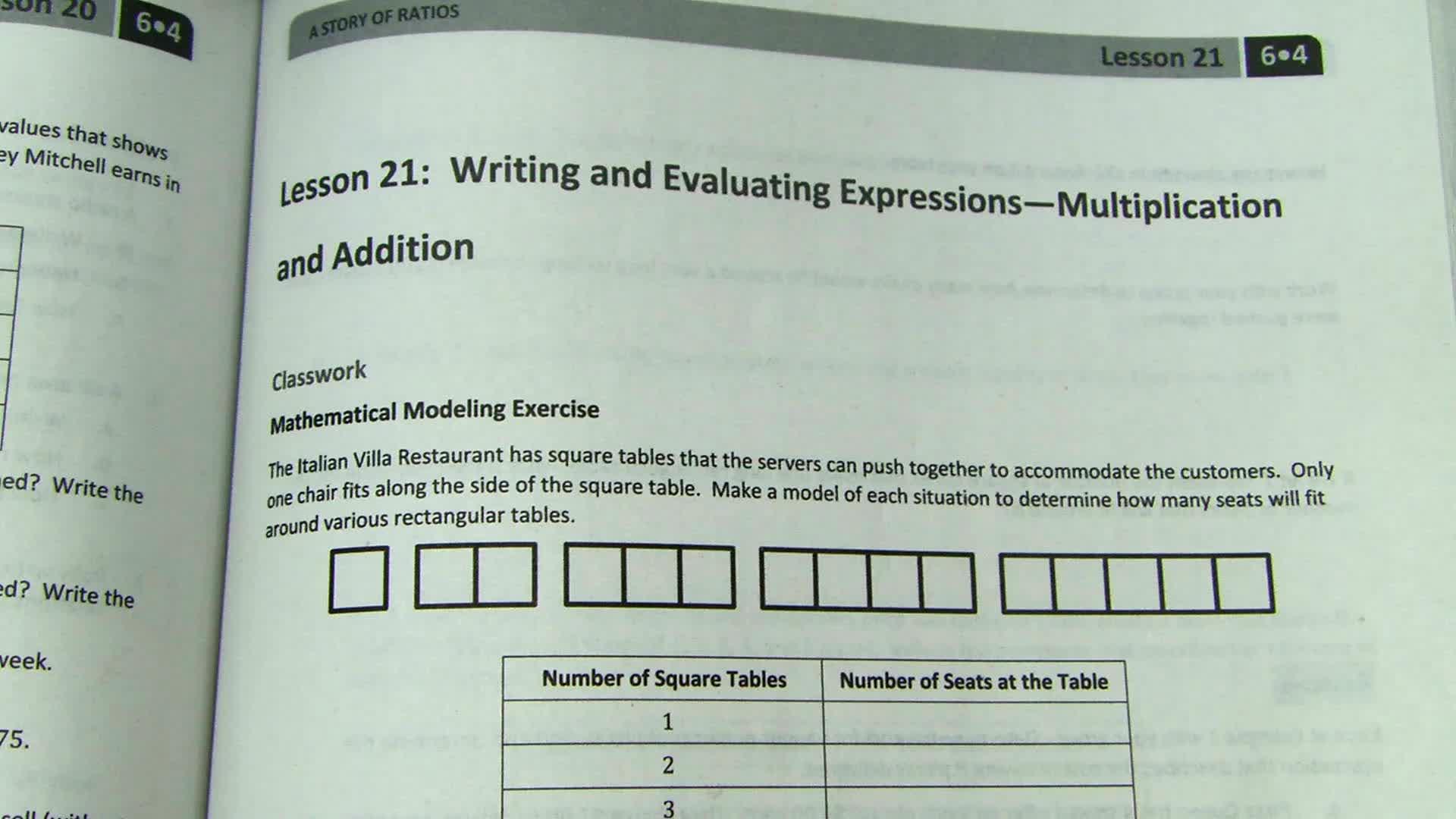 Module 4 - Lesson 21