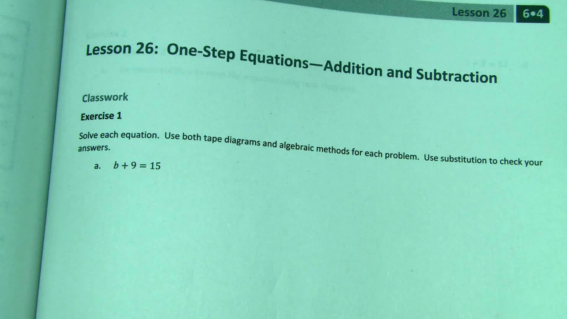 Module 4 - Lesson 26