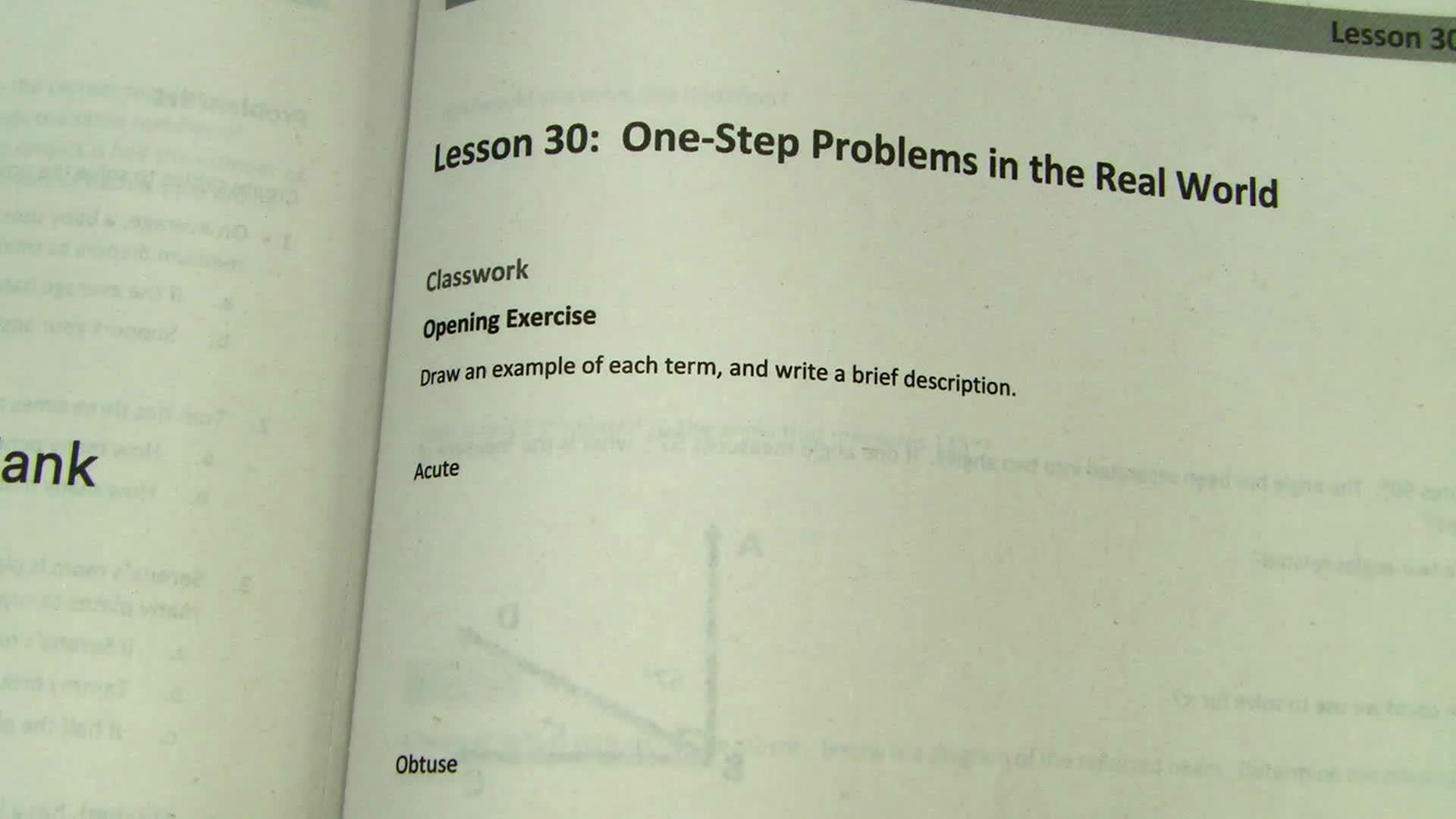 Module 4 - Lesson 30