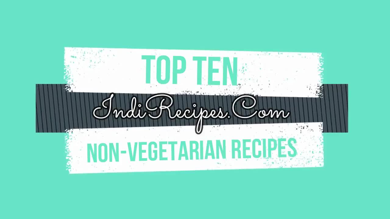 Non veg top ten recipes