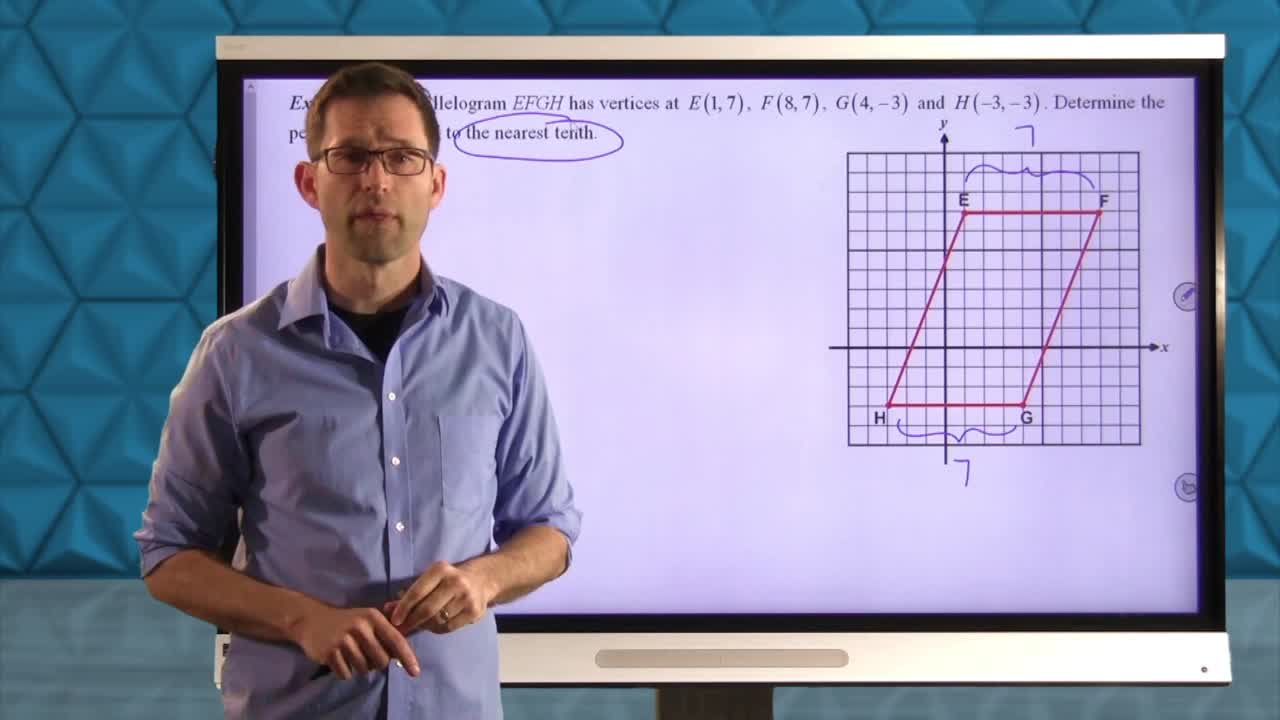 Common Core Geometry Unit 10 Lesson 1 Perimeter