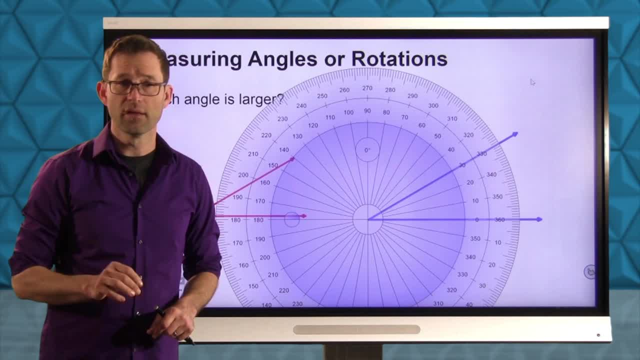 Common Core Geometry Unit 10 Lesson 6 The Radian Measure of Angles