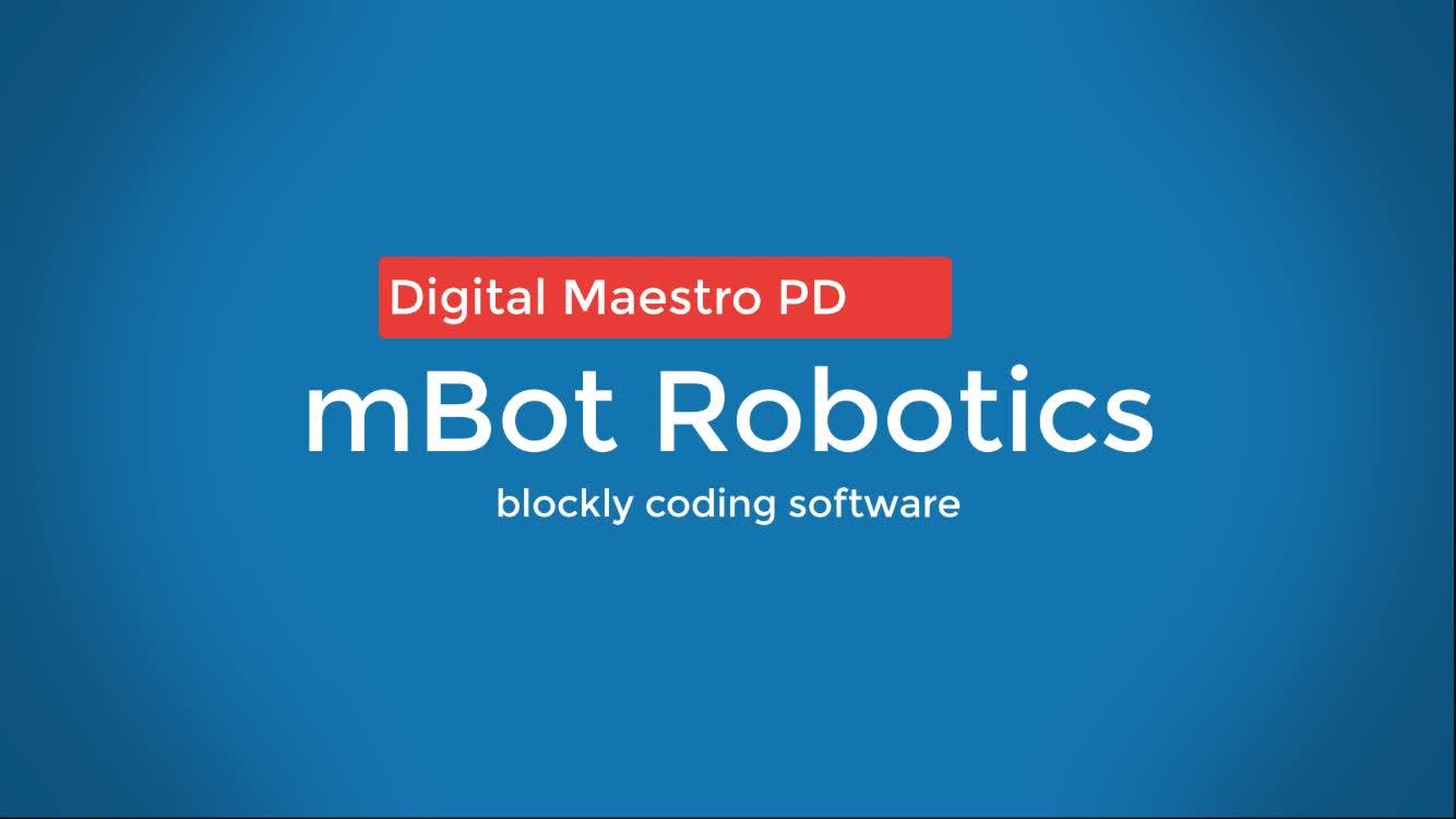 mBot Software Download
