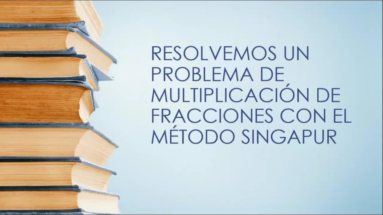 MULTIPLICACIÓN DE FRACCIONES//Resolución de problemas