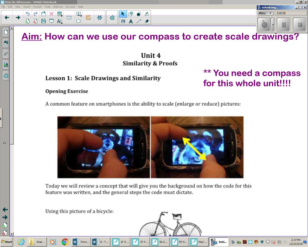 Module 2A Unit 4 Lesson 1