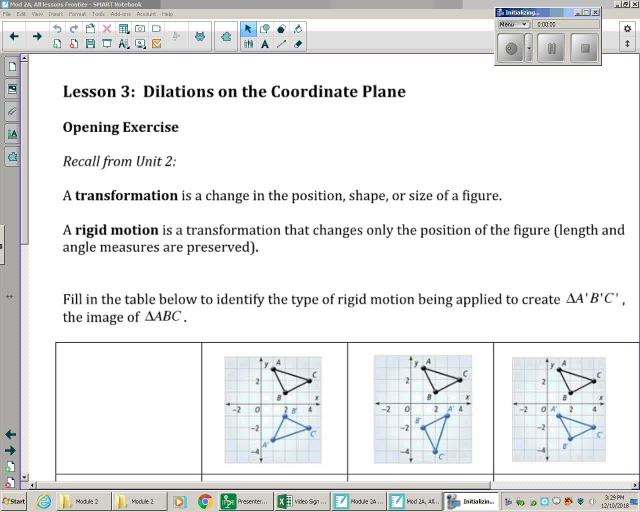 Module 2A Unit 4 Lesson 3