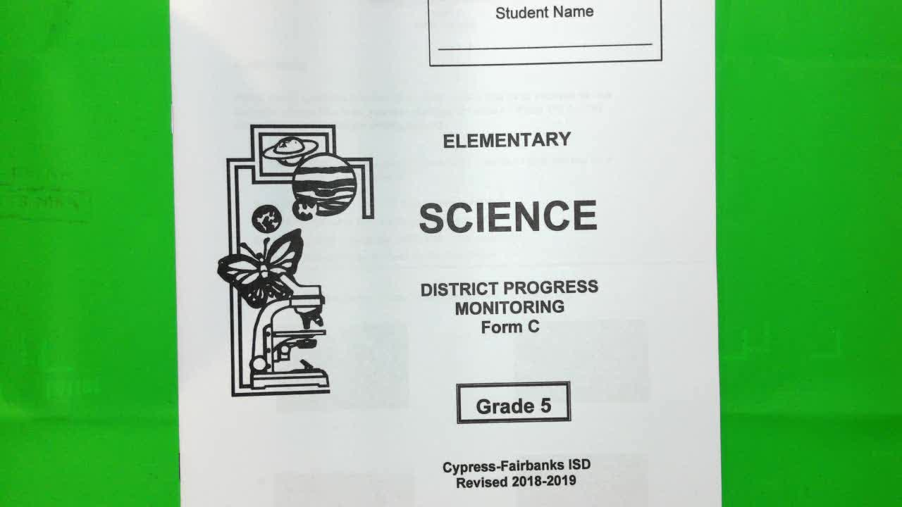 5th Science DPM December 11&12/2018