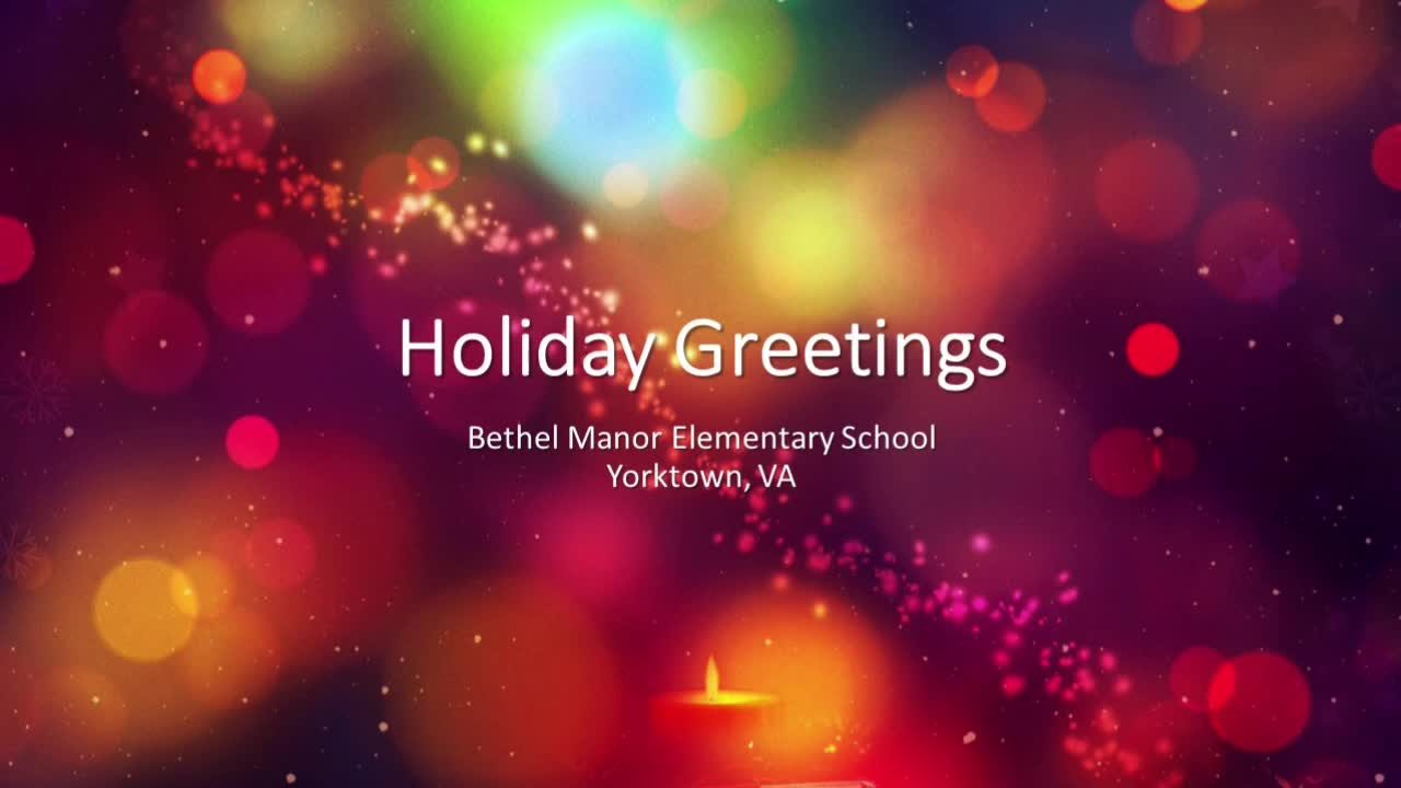 2018 Holiday Greeting