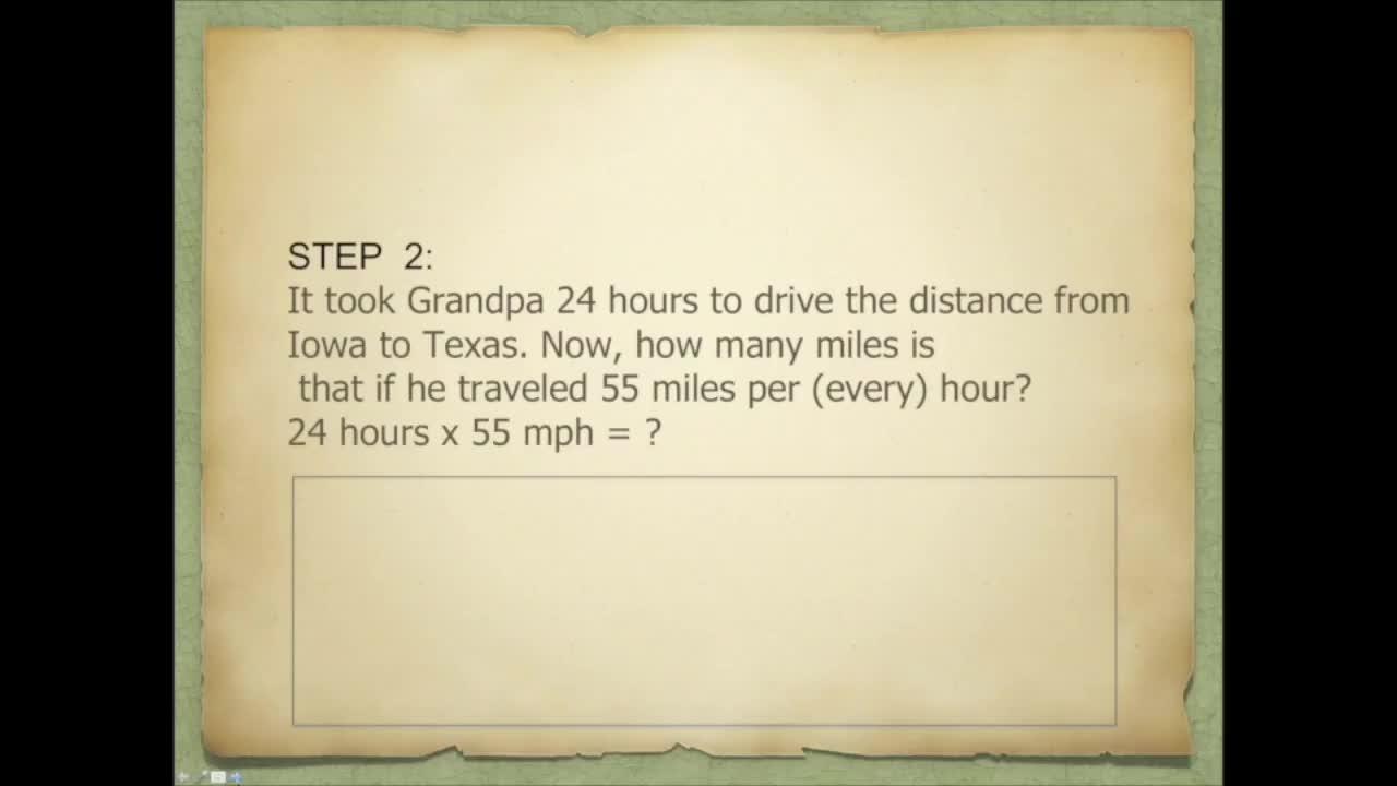 Problema de Tiempo Velocidad y distancia