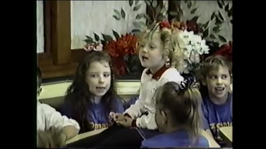 Rudolph the Red-Nose Reindeer Sung by the Amerikids of Ocean View