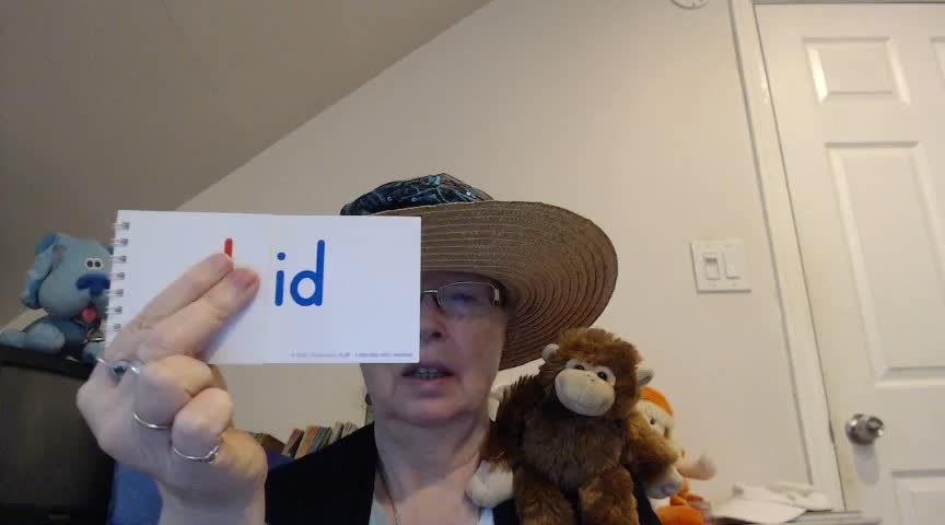 """ID"" Family:  Practice from Learning to Read with Phonics"
