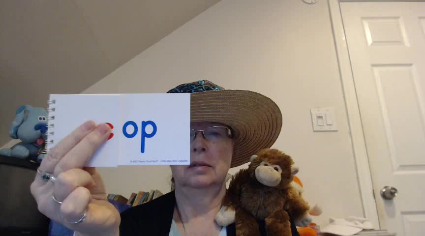 """OP"" Family:  Practice from Learning to Read with Phonics"