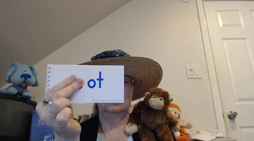 """""""OT"""" Family:  Practice from Learning to Read with Phonic"""