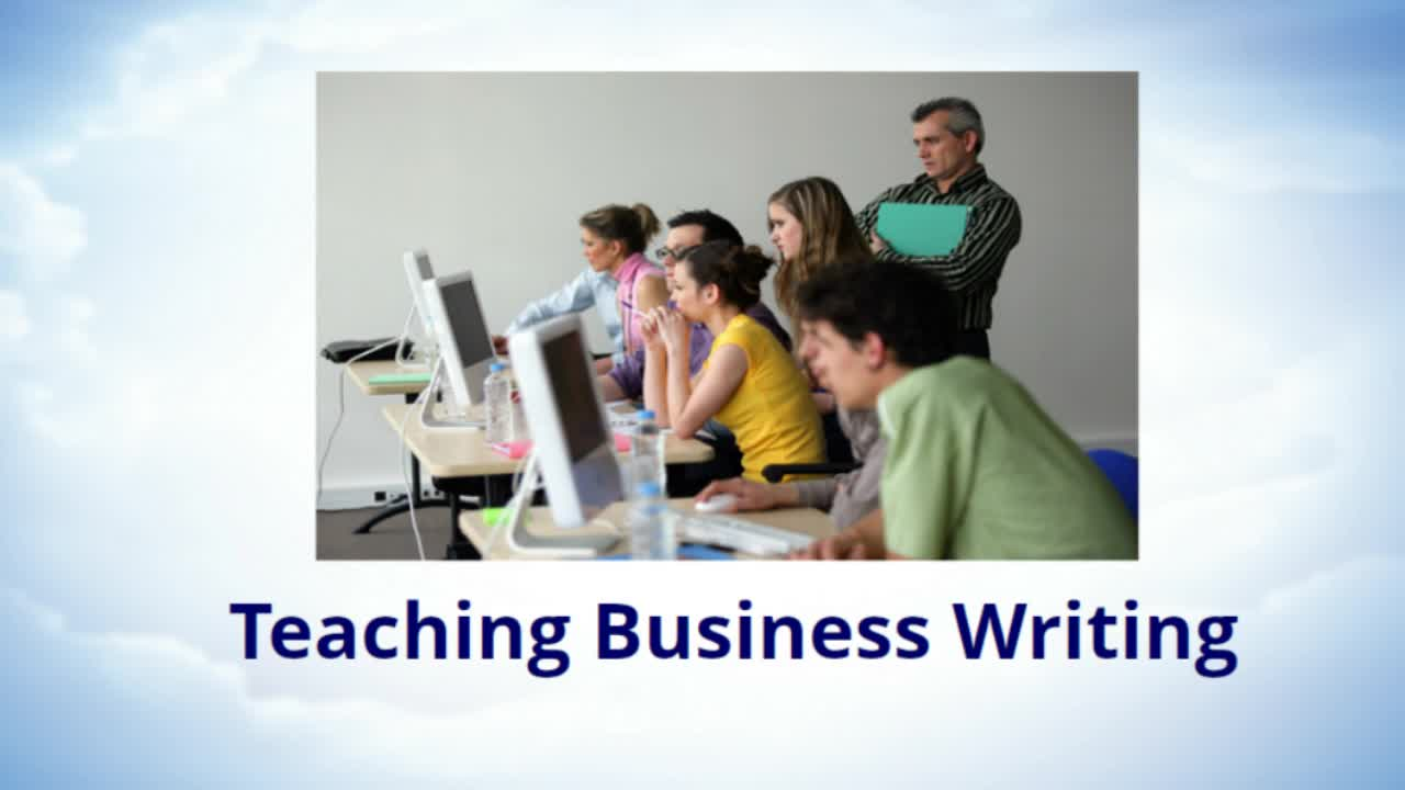 Teaching Business Writing