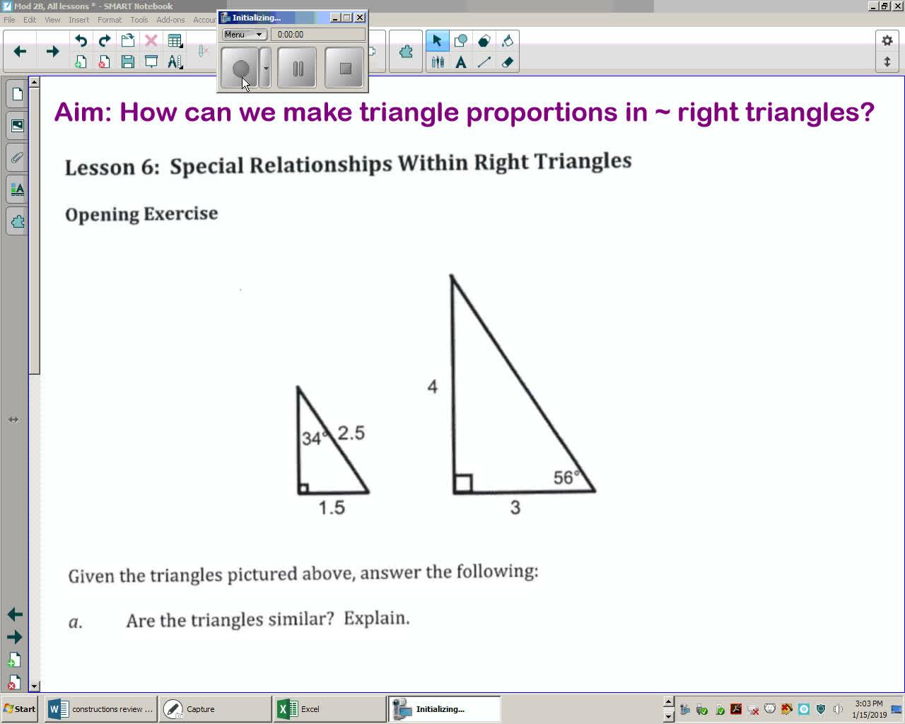 Mod 2B Unit 5 Lesson 6