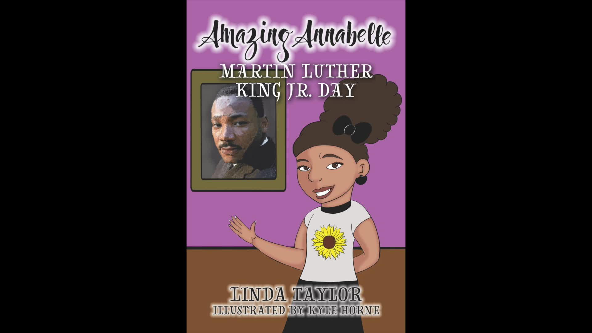 Amazing Annabelle Martin Luther King Jr Day Chapter 1