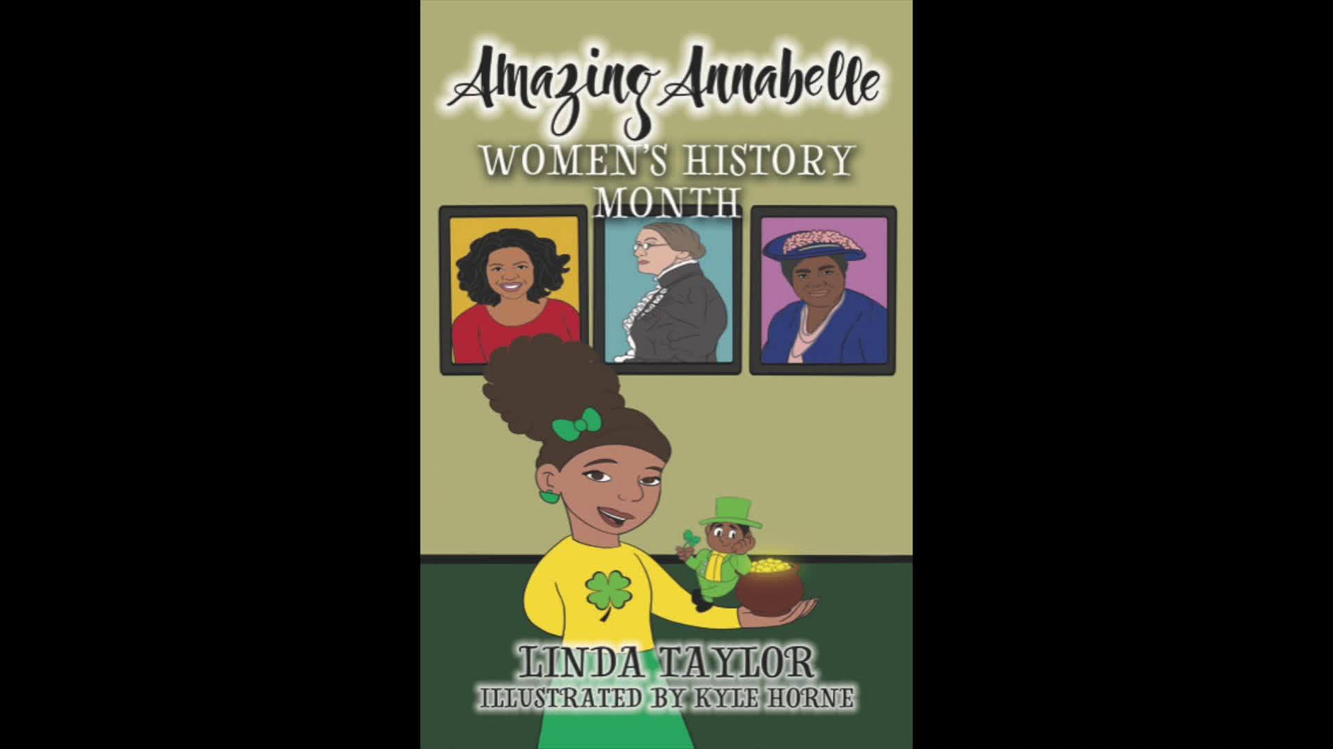 Amazing Annabelle Women History Month Chapter 8
