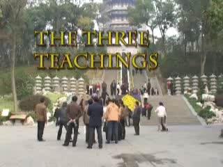 Buddhism, Taoism, Confucianism