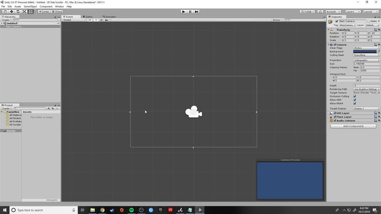 Game Dev 1 -Game Prototyping