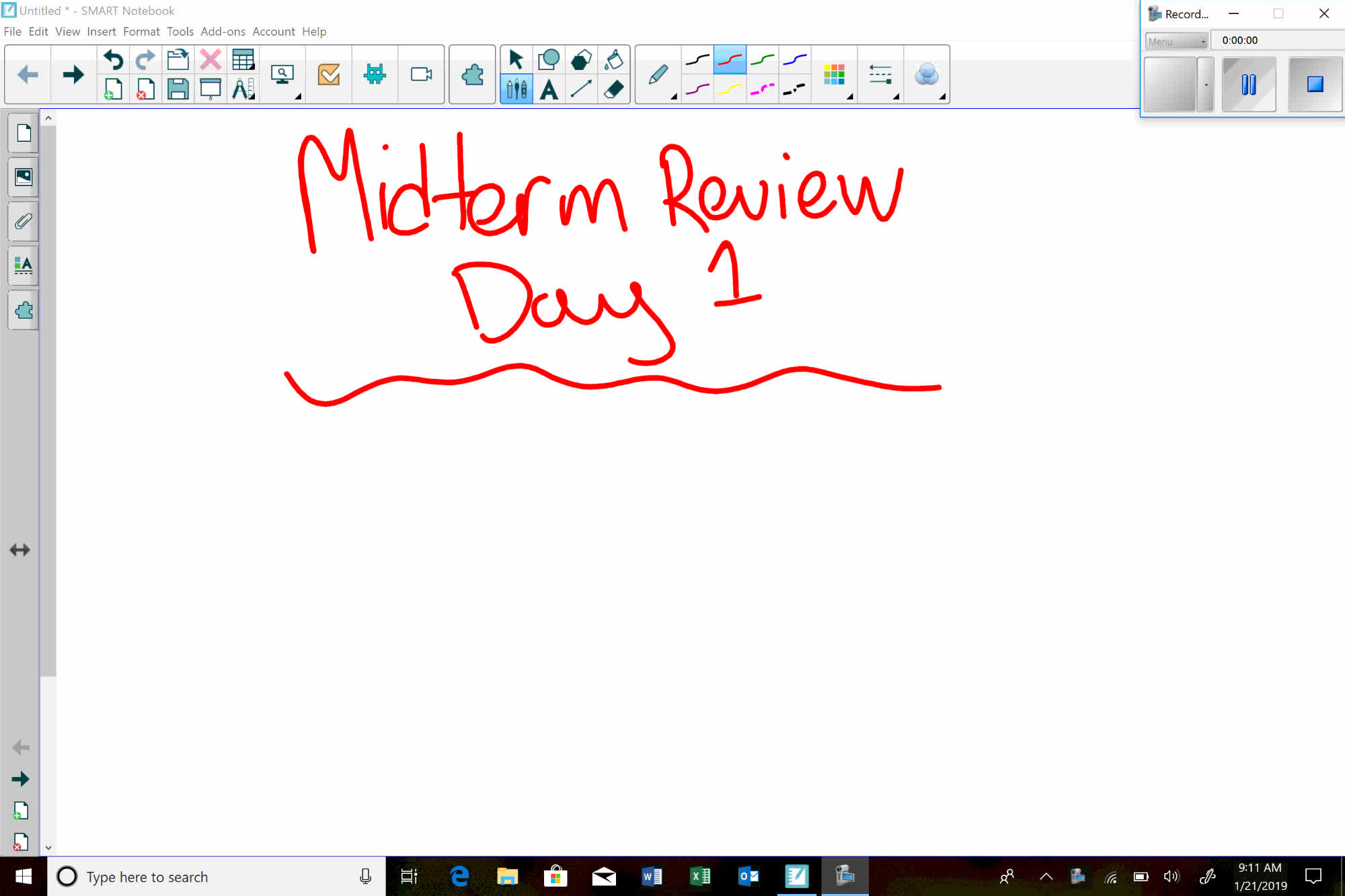 Algebra II Midterm Review #1