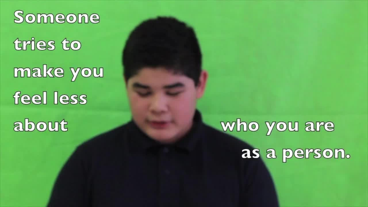 PCM T.O.P. Anti-Bullying PSA