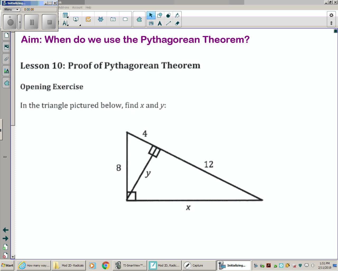Mod 2D Unit 5 Lesson 10