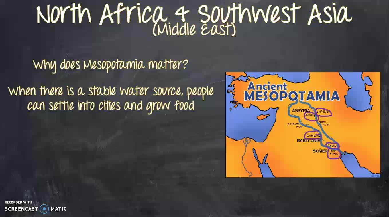 MBeran Mesopotamia