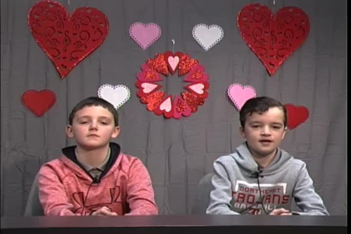 TNT broadcast February 14, 2019