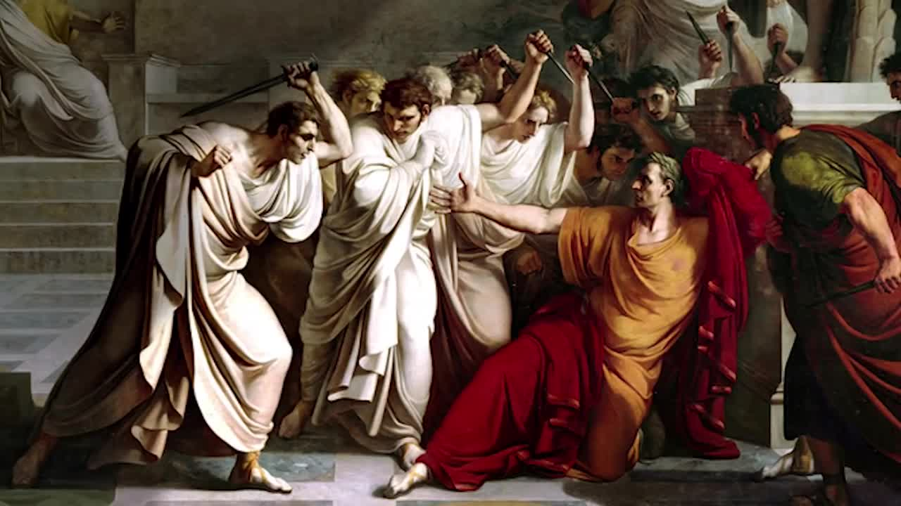 What If Julius Caesar Was Never Assassinated?