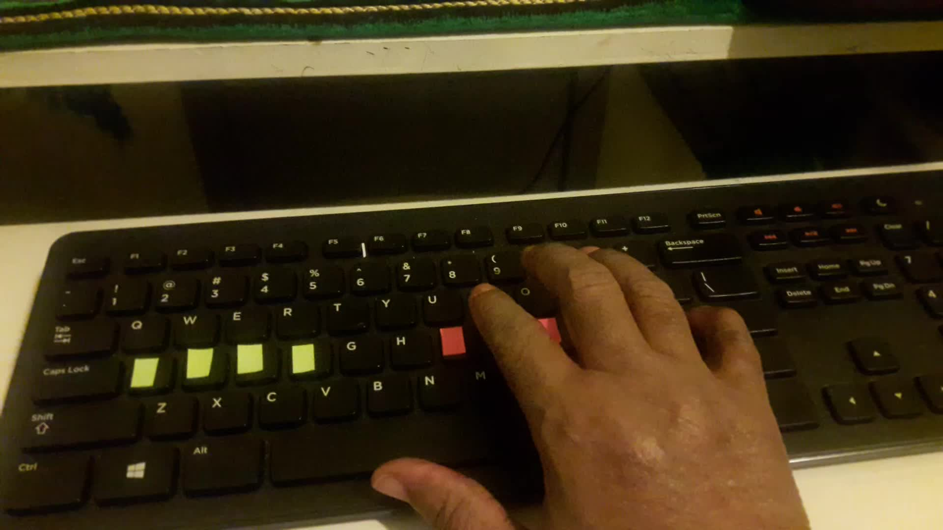 Touch Typing  Basics