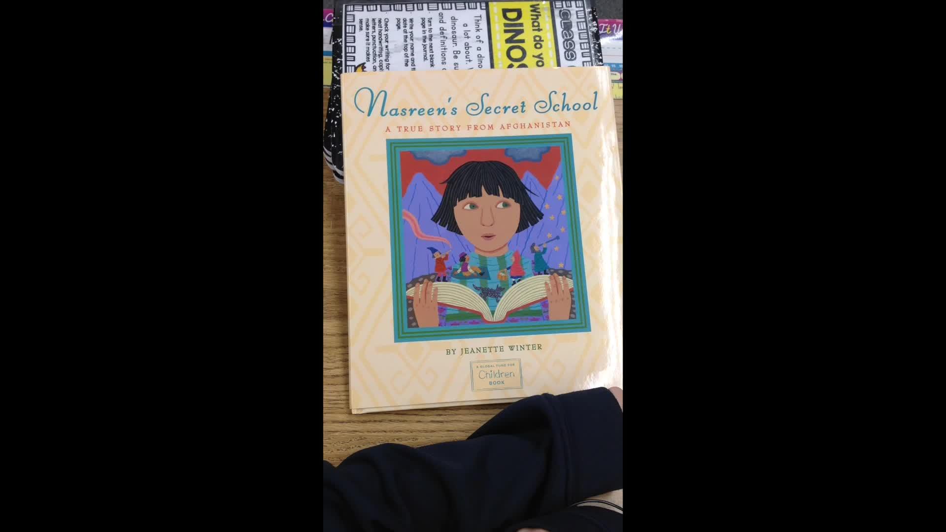 """Nasareen""""s Secret School 1"""
