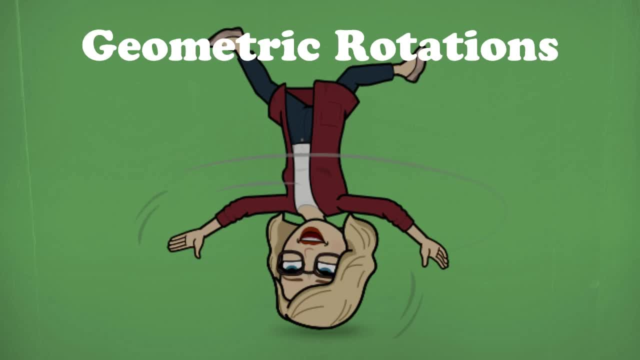 Geometric Rotations