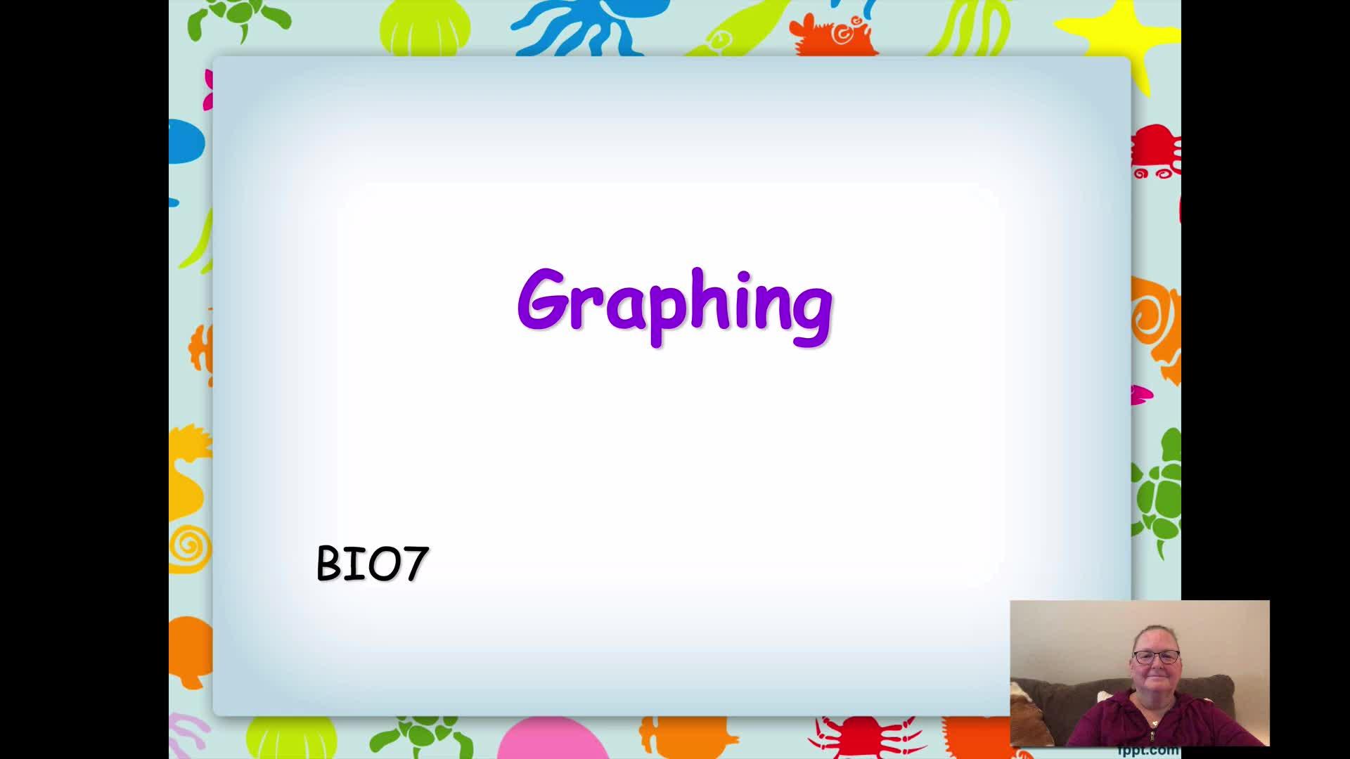 BIO7 - Graphing