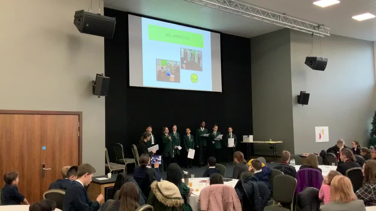 Bedford Borough Pupil Voice Conference 2019