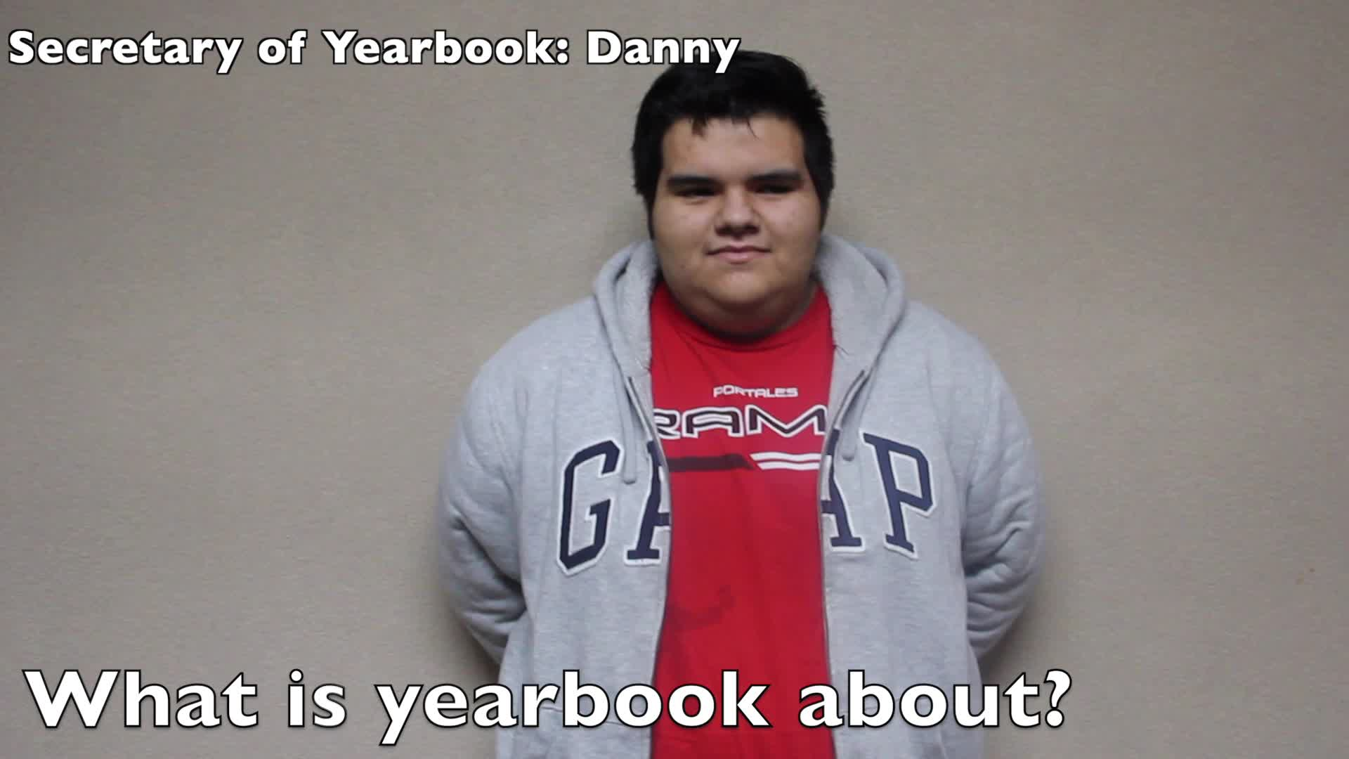 PHS Yearbookl