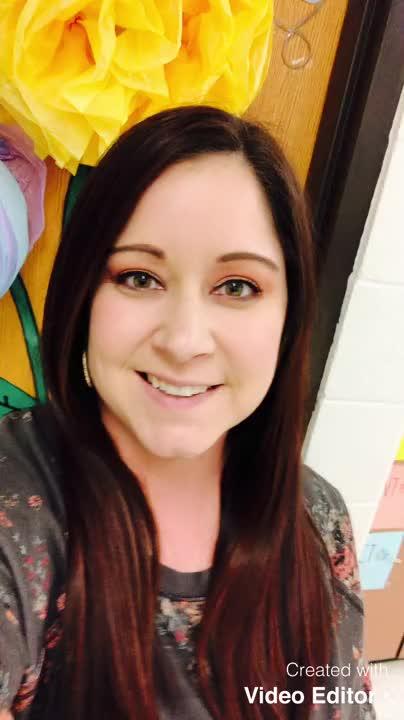 Miss Lenzie's School Year Intro & Classroom Tour