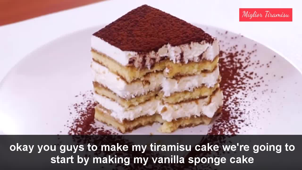How To Make Tiramisu Recipe in 10 Minutes