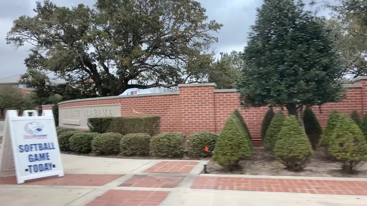South Alabama Campus Tour