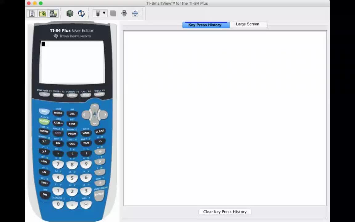 Calculator - 2 Mean t Interval & Test