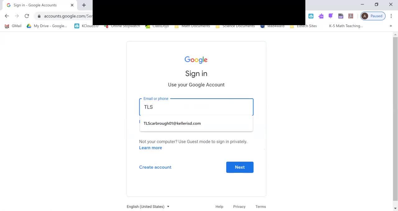 Google Classroom Intro