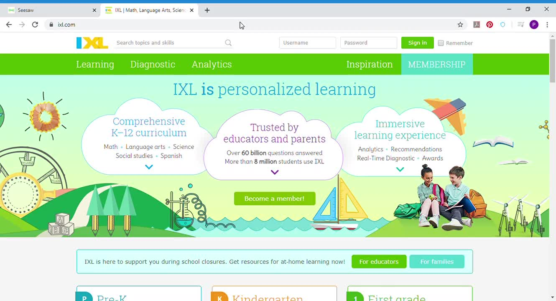 How To Access www.IXL.com