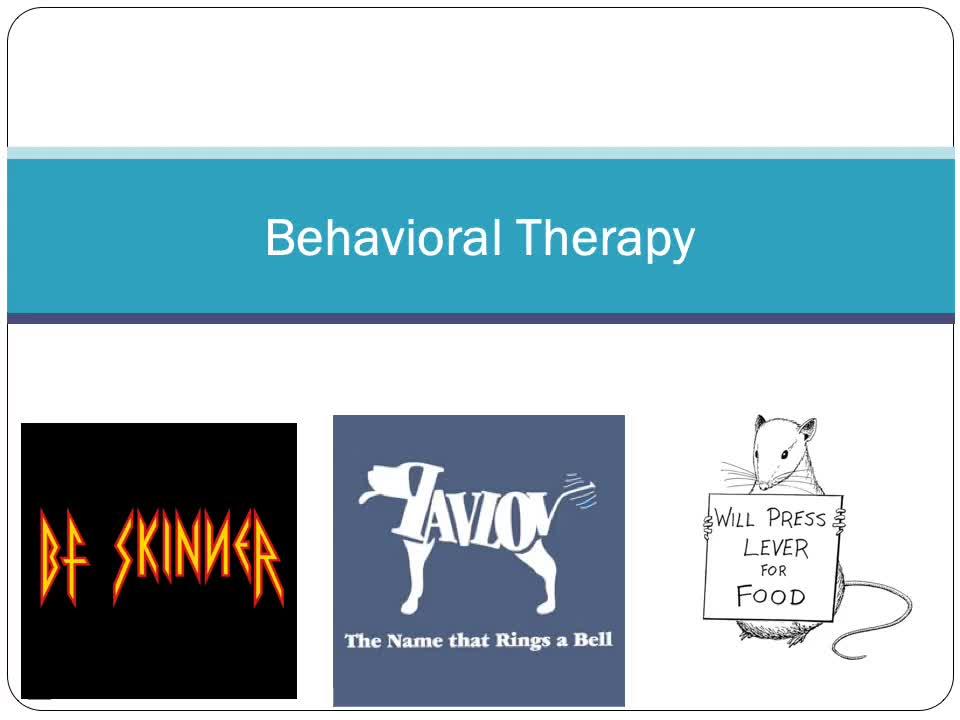 340 -- Week 8.1 Video - Behaviorism