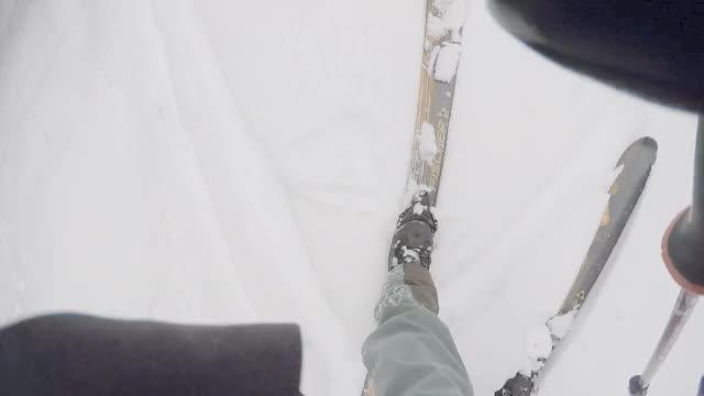 Spring Ski Part 1