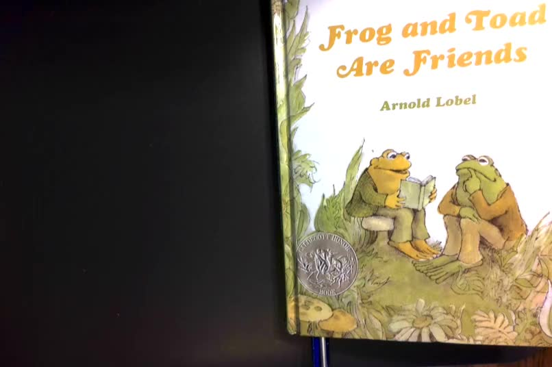 Frog and Toad: Spring Mr. Damico Read Aloud