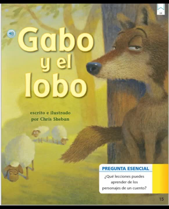 Gabo y El Lobo