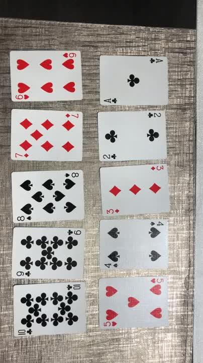 Making Ten Game 1