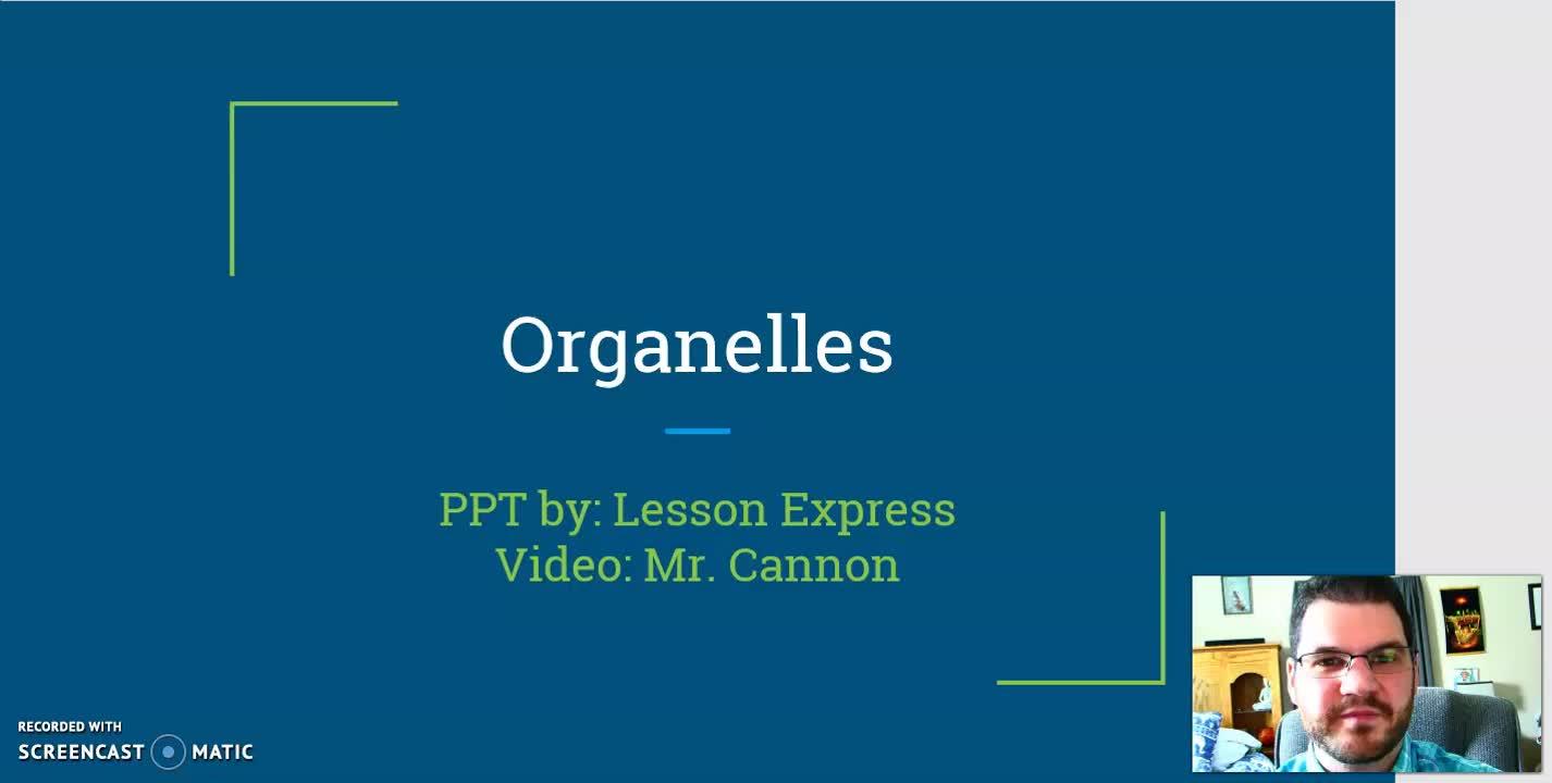 Explaining Organelles Pt. 2