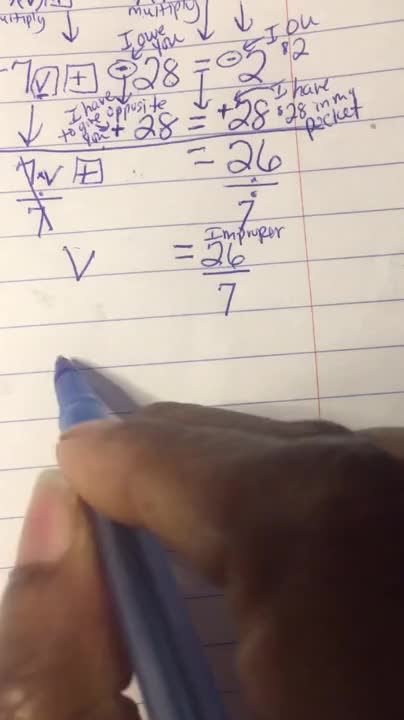 Expression v/s EQUAtion-Video3of24