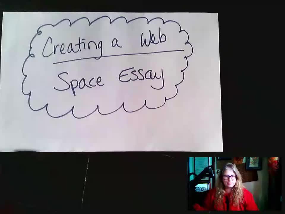 Toavs Teach: Space Literature Web
