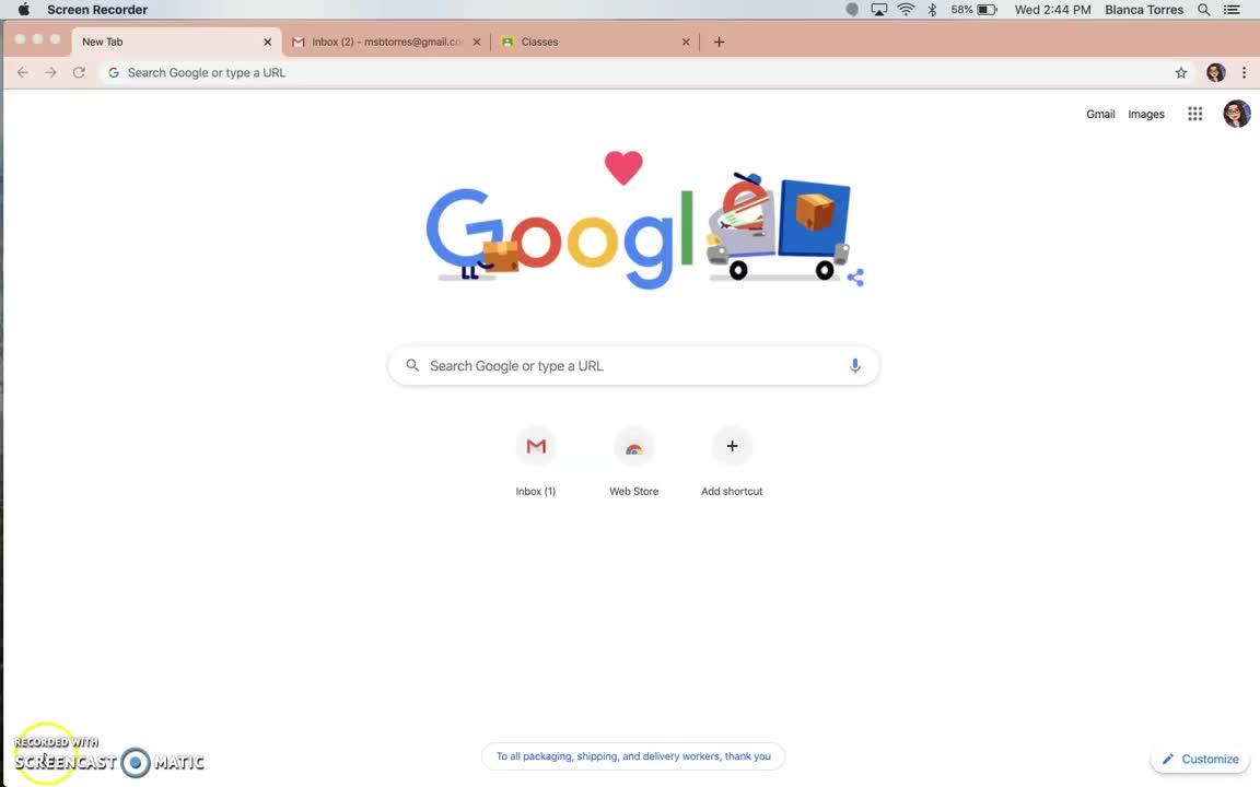 Como unirte a Google Meet
